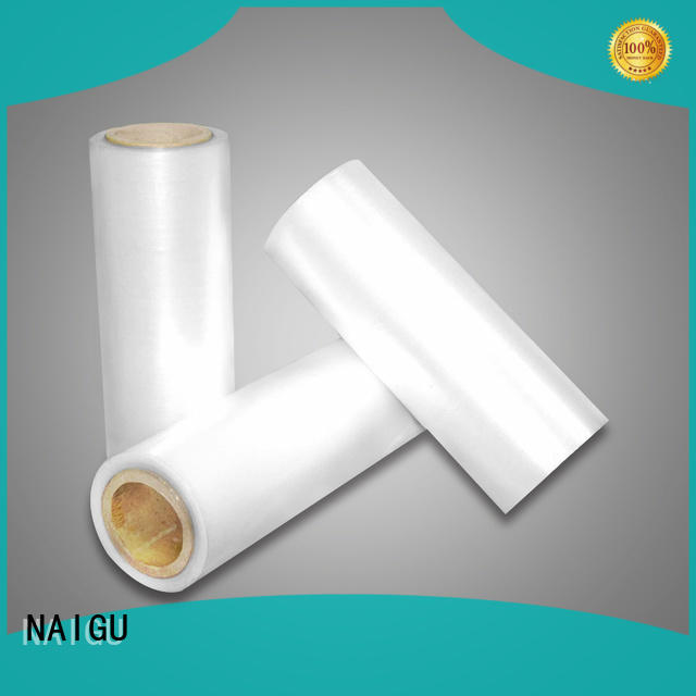 NAIGU professional bopp film factory price for protect product
