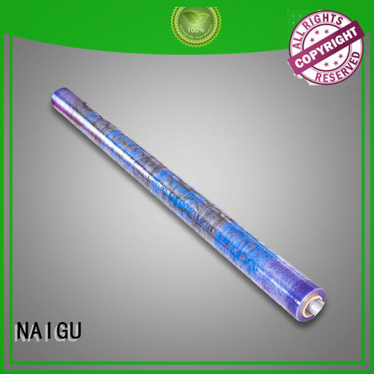 NAIGU colorful polyfilm supplier