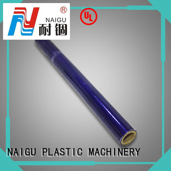 pvc film roll directly sale for materials NAIGU