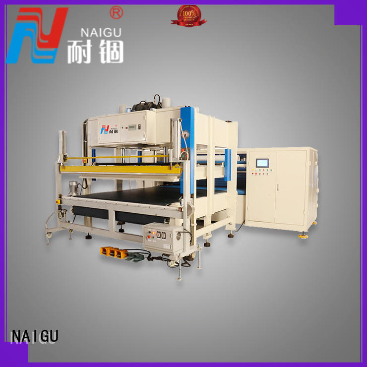 automatic mattress production machines machine fold NAIGU company