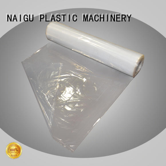 NAIGU Plastic bag roll pre-opened for packaging