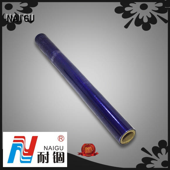 NAIGU waterproof Pvc film wholesale for medicine