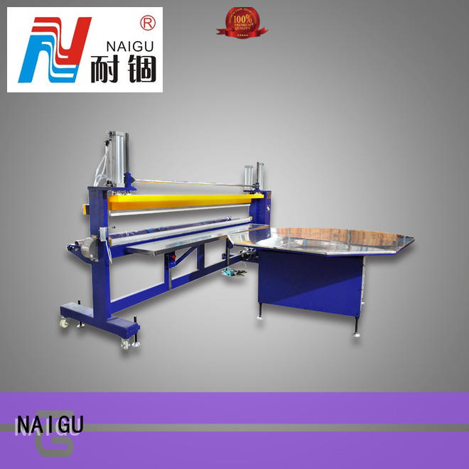NAIGU mattress packaging machine high efficiency for bag