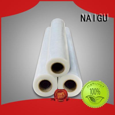 Hot Pe plastic film organic NAIGU Brand