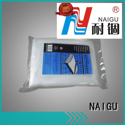 dustproof plastic mattress bag factory for single mattresses