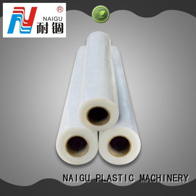 NAIGU good quality polyethylene film factory price for mattress wrapping,