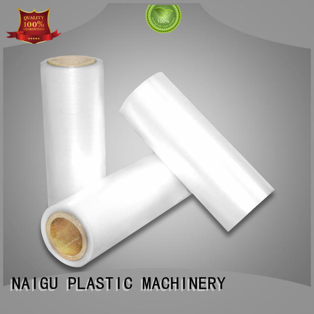 NAIGU Brand sales products Pe shrink film high puncture resistance factory