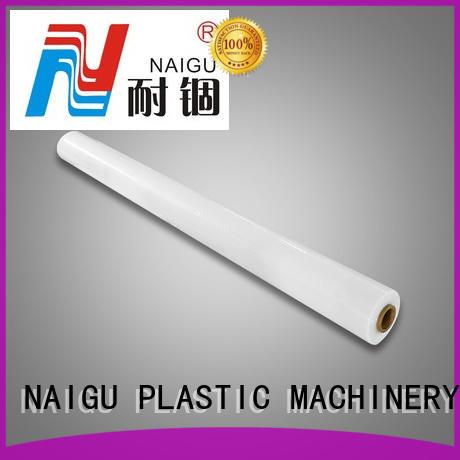 NAIGU Pe plastic film factory price for mattress wrapping,