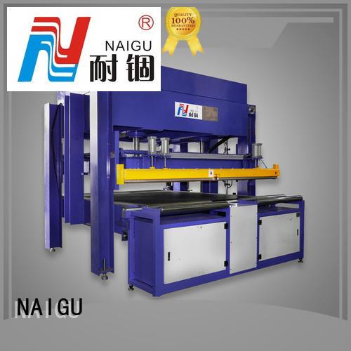 semiautomatic high-tech foam NAIGU Brand Mattress compression machine