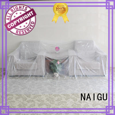 cleaning heavy duty plastic sheeting easy convenient NAIGU Brand