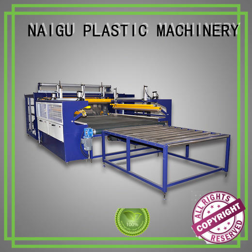 NAIGU Brand simple operation great competitive mattress wrapping machine automatic supplier