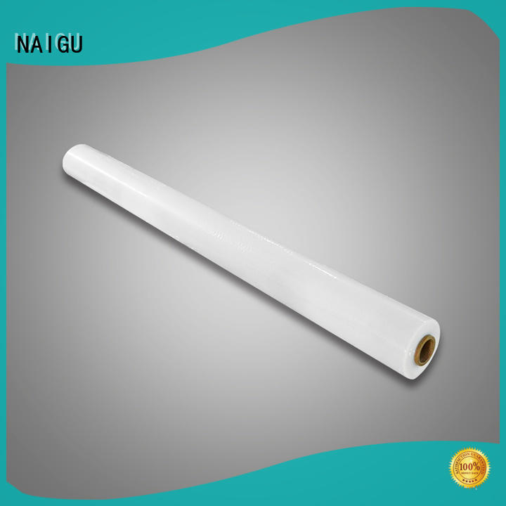 professional Pe plastic film supplier for mattress wrapping,