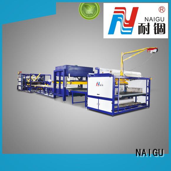 sides three mattress machinery china NAIGU Brand