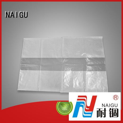 NAIGU professional plastic mattress bag design for single mattresses