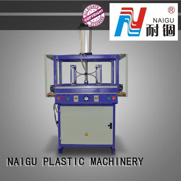 NAIGU adjustable automatic compression machine factory price