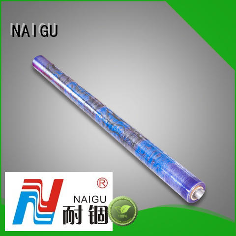 NAIGU translucent polyester film wholesale for FMCG categories