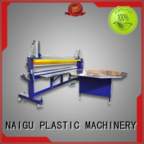 film-wrapped great competitive Mattress packing machine semi-automatic NAIGU Brand