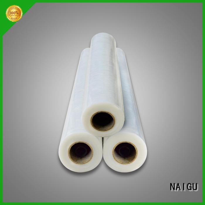 NAIGU Pe plastic film supplier for hardware industry