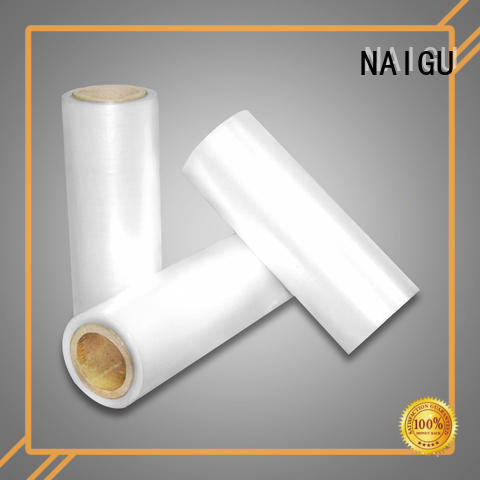 NAIGU Pe shrink film on sale for sale packaging