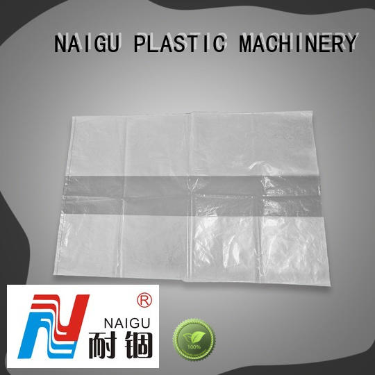 NAIGU professional plastic mattress bag with good price for single mattresses