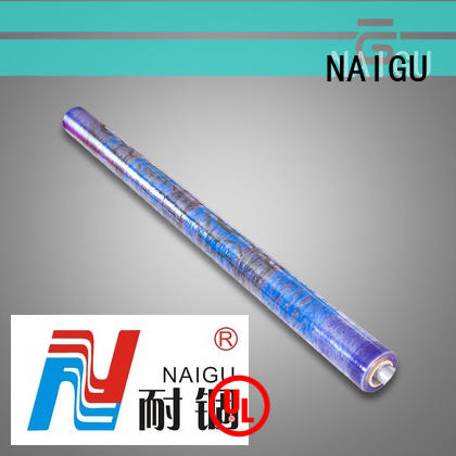 NAIGU printed film supplier for packaging
