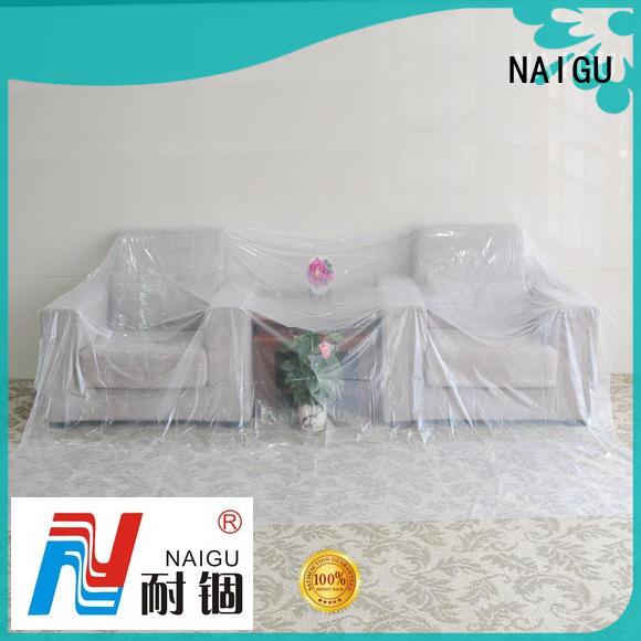 heavy duty plastic sheeting cleaning avoid NAIGU Brand