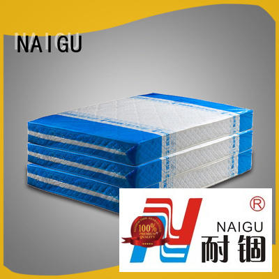 special size corresponding size gusseted NAIGU Brand mattress bag for moving manufacture