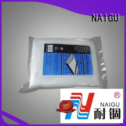 Mattress bag printed for double mattresses NAIGU
