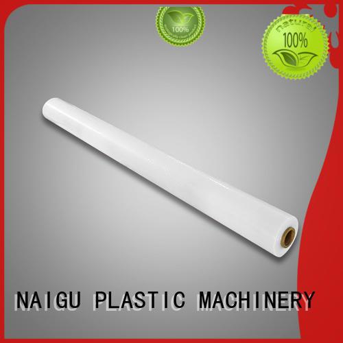Normal clear polyethylene film