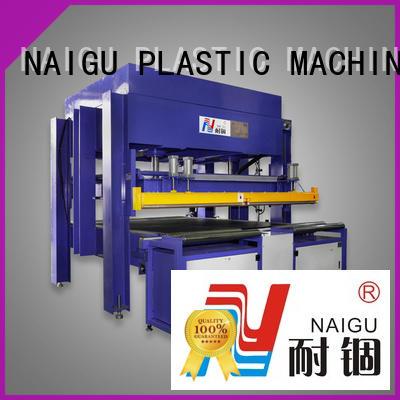 NAIGU pillow pressing machine factory price for plant
