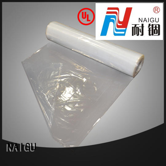 NAIGU clear plastic bags factory price for household