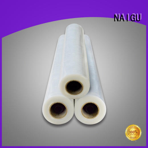 NAIGU polyethylene film factory price for plastic industry