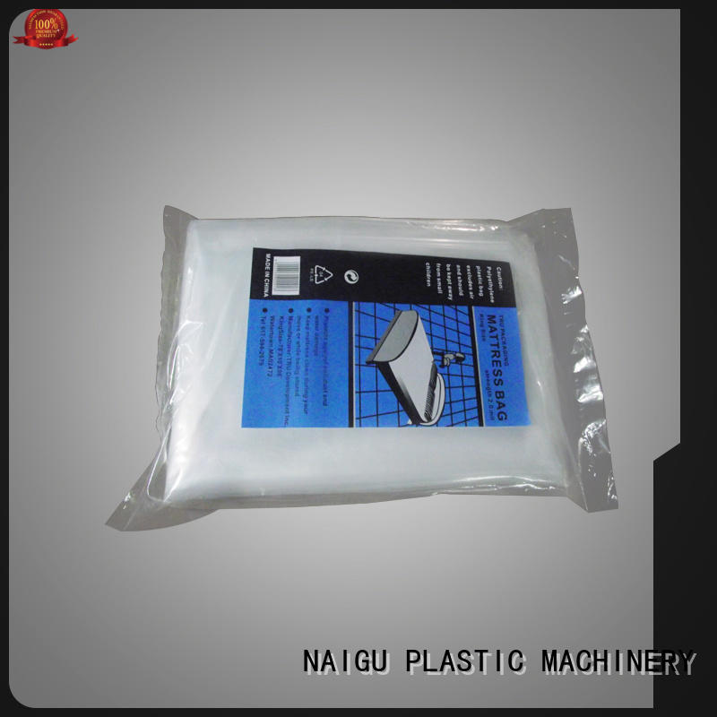 NAIGU plastic mattress bag inquire now for double mattresses