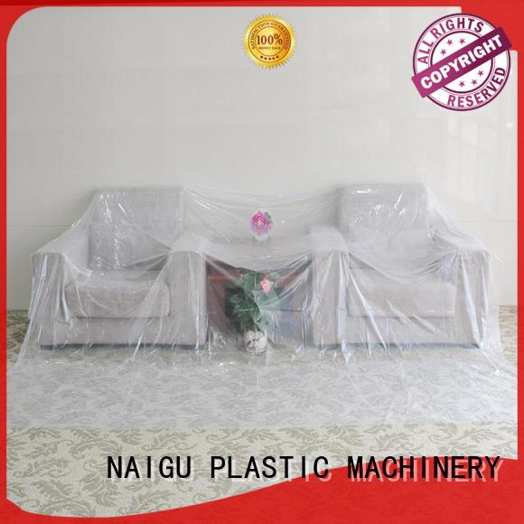 NAIGU long lasting Polythene sheet dustproof for painting