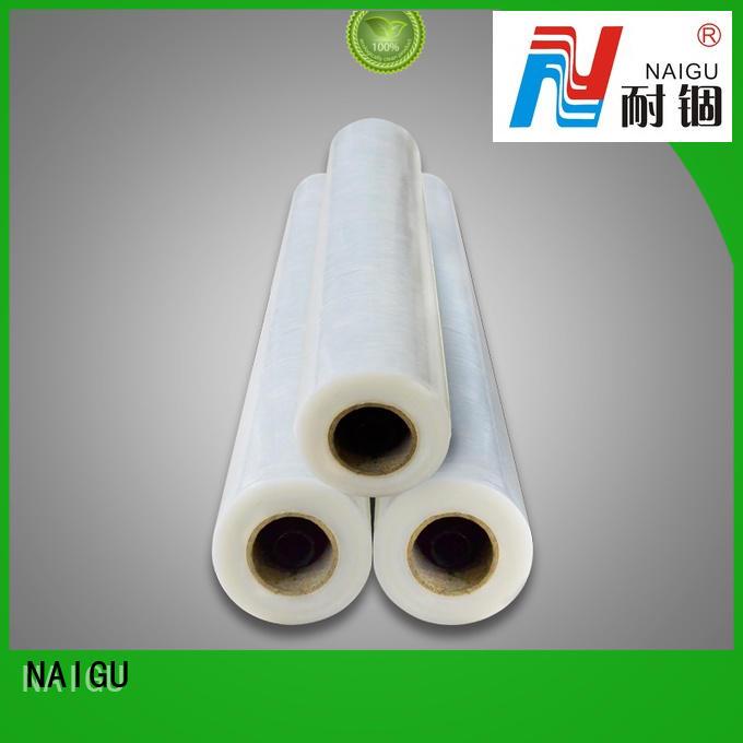 NAIGU polyethylene film supplier for mattress wrapping,
