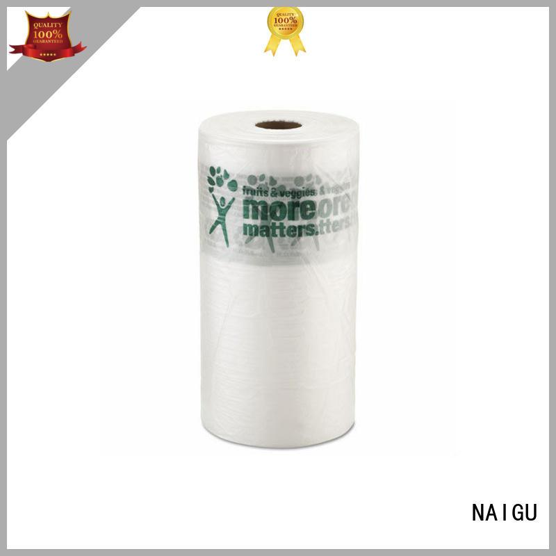 NAIGU Brand sizes various custom plastic roll