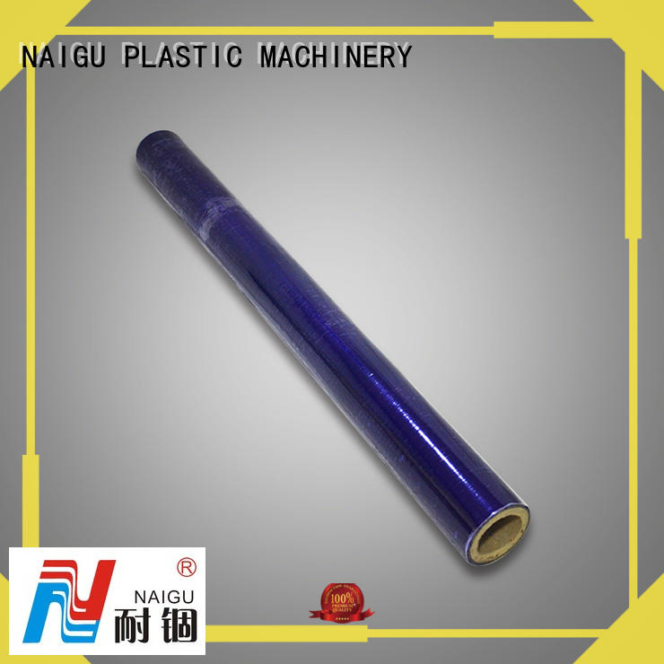 NAIGU pvc film roll manufacturer for medicine