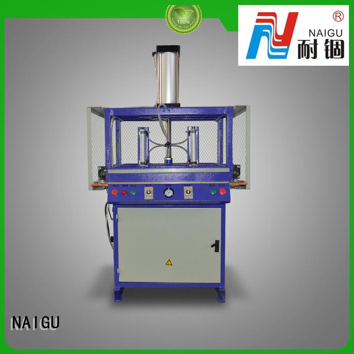 semiautomatic pillow Mattress compression machine automatic NAIGU Brand company