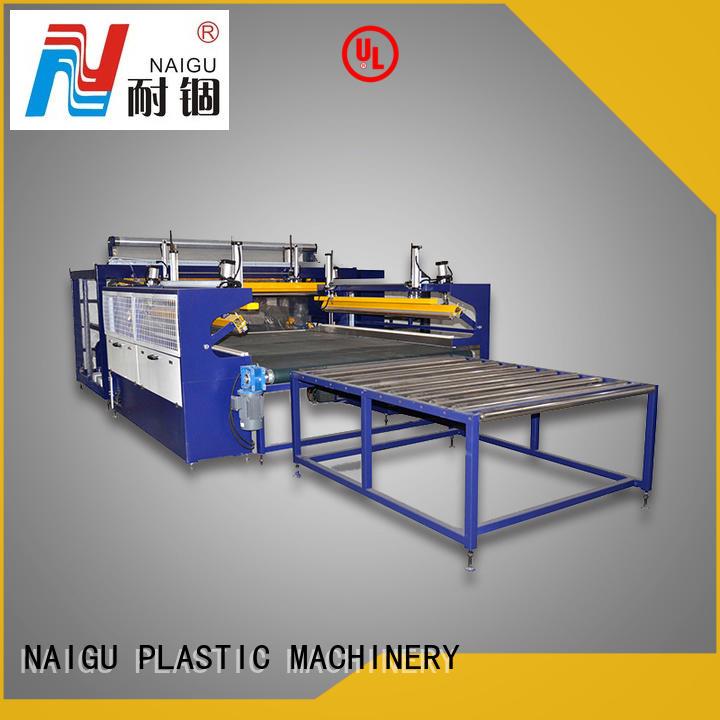 NAIGU adjustable mattress bagging machine high efficiency for cut film