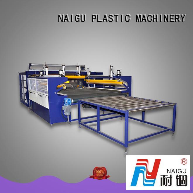 NAIGU mattress packaging machine high efficiency for seal film