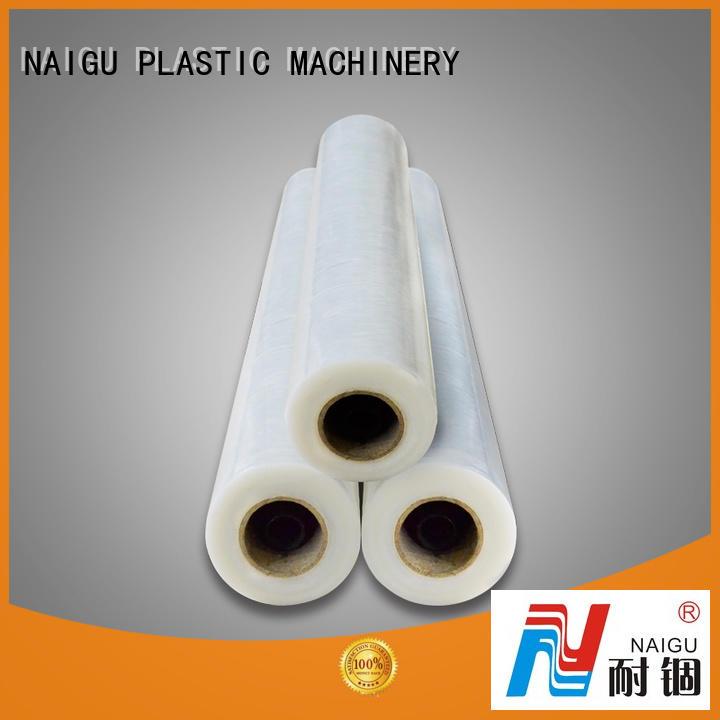 NAIGU pe film supplier for hardware industry