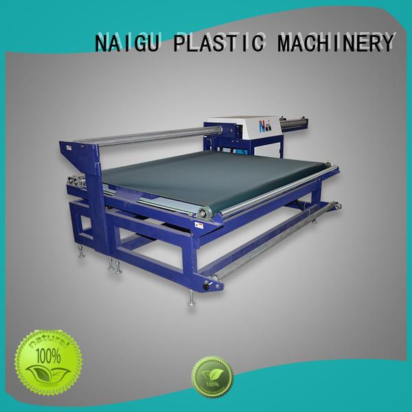 NAIGU Brand save labor packing semi-automatic pillow Mattress rolling machine