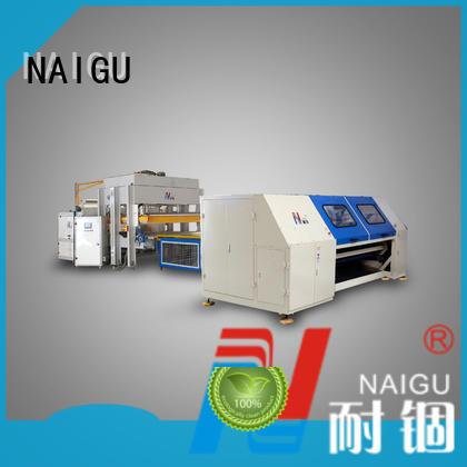 Hot equipment mattress production machines fold system-seal NAIGU Brand