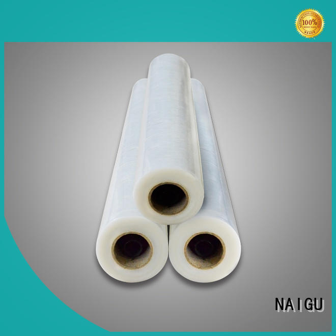 NAIGU Pe plastic film factory price for plastic industry