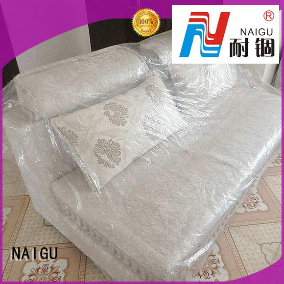 NAIGU dustproof plastic furniture cover non-toxic for household