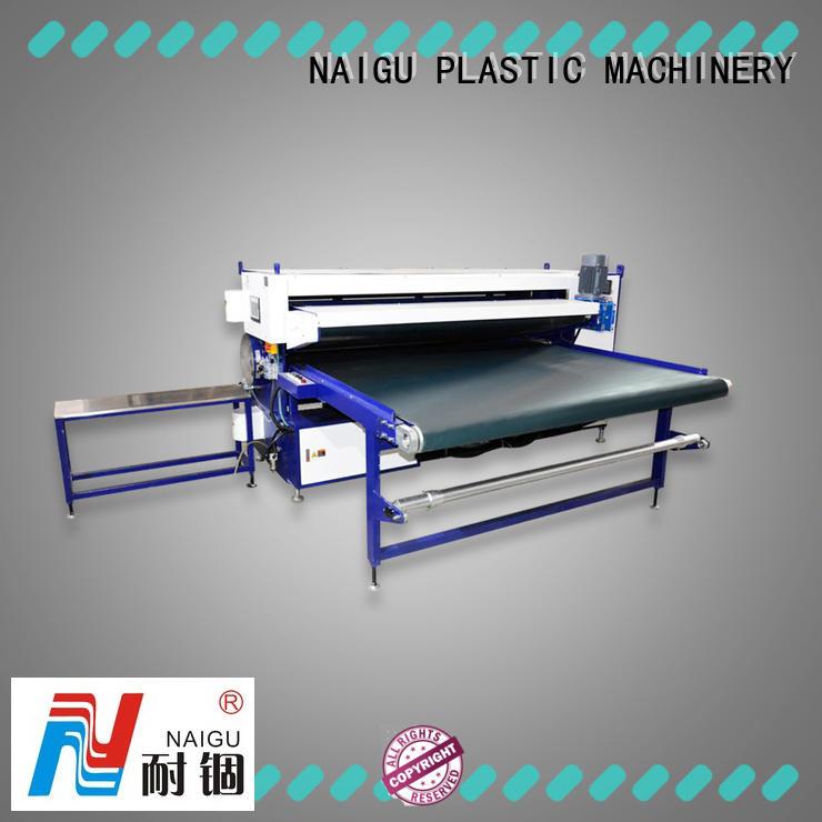 NAIGU safe pillow rolling machine manufacturer