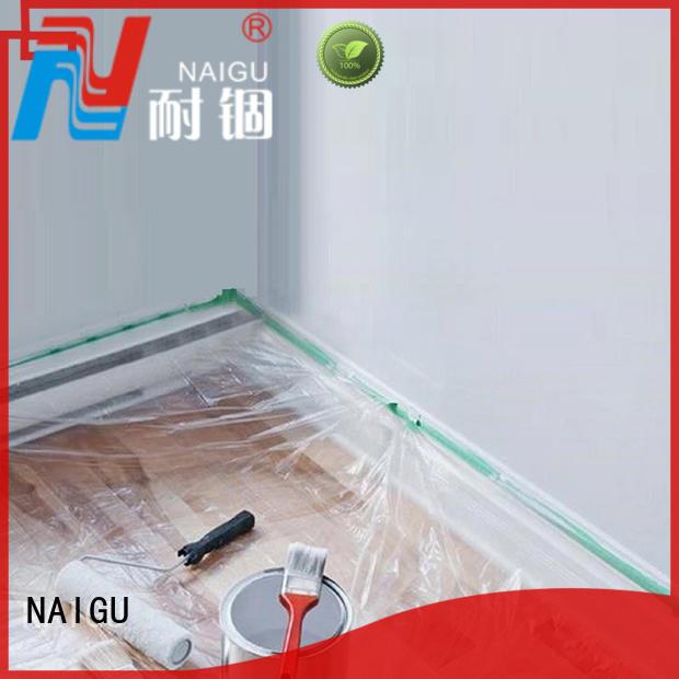 NAIGU Brand enhance decorative films ground factory