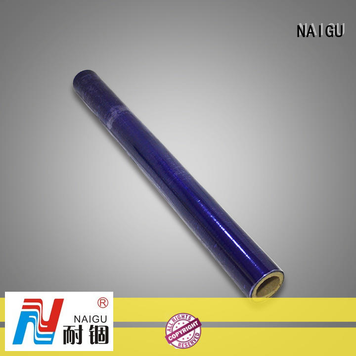 NAIGU dust proof Pvc film promotion for furniture packaging