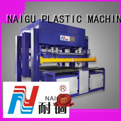 NAIGU technical foam mattress machine for plant