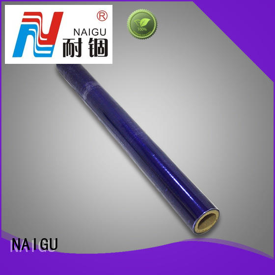 NAIGU Pvc film wholesale for materials